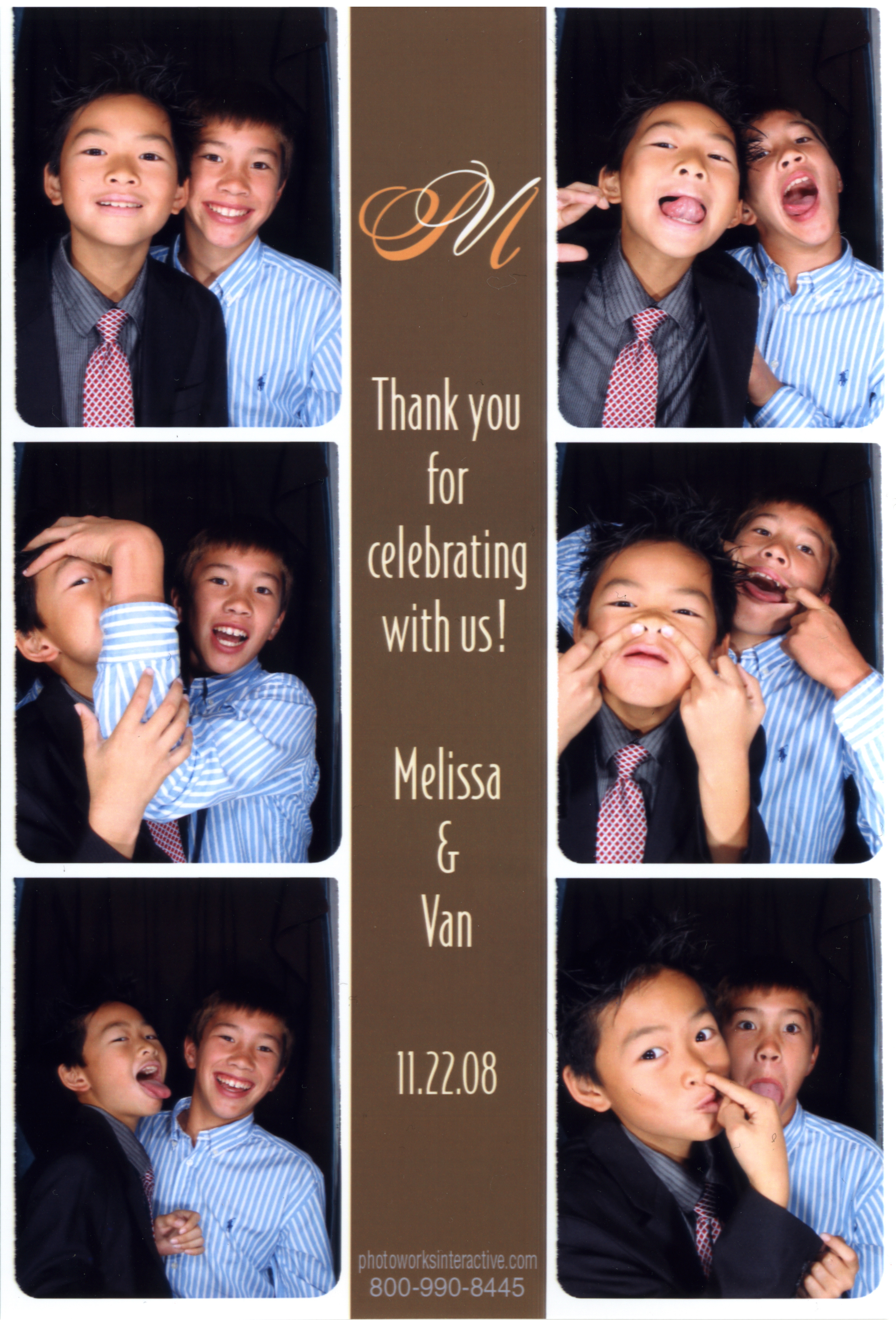 Photo Booth Goofiness