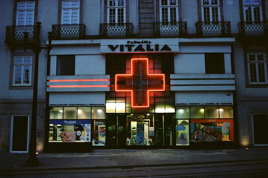 Farmacia, Porto, Portugal