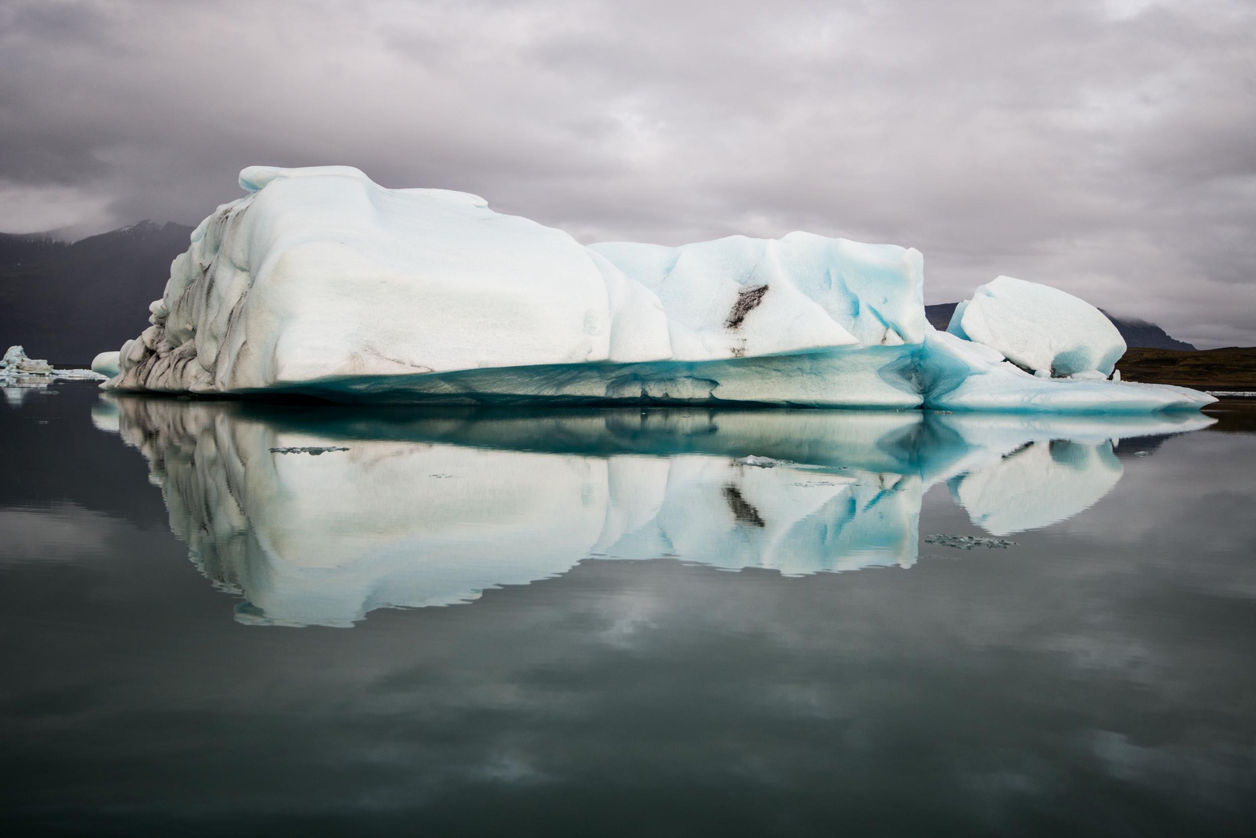 Jökulsárlón 'Glacier Lagoon' is every bit as incredible as everyone makes out.