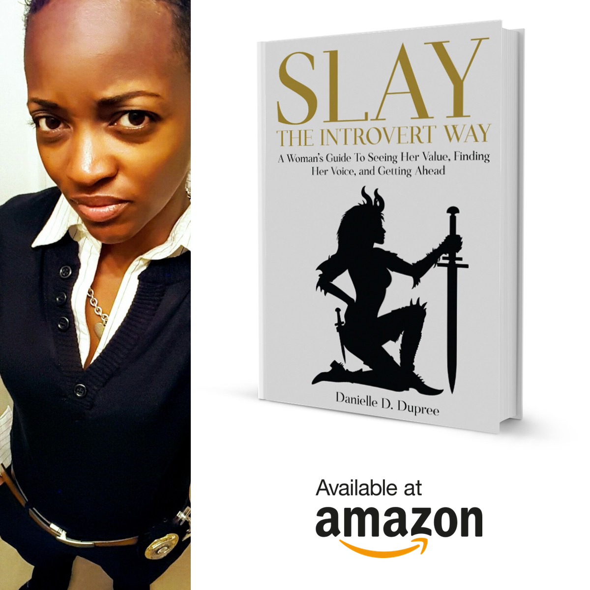 Click Image to Buy Slay in eBook or Paperback