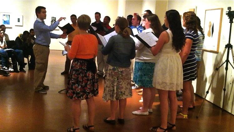 The New Brunswick Chamber Choir