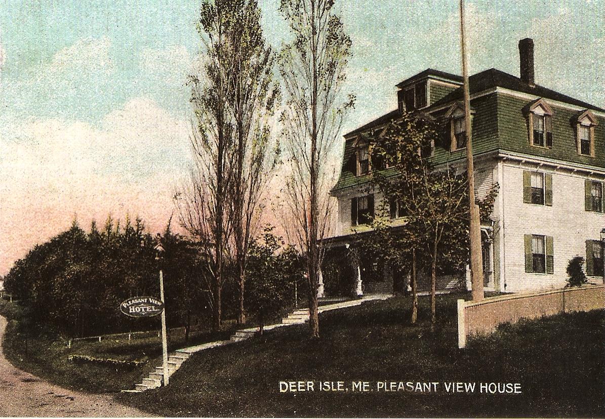 Home   Pleasant View House   circa: 1907