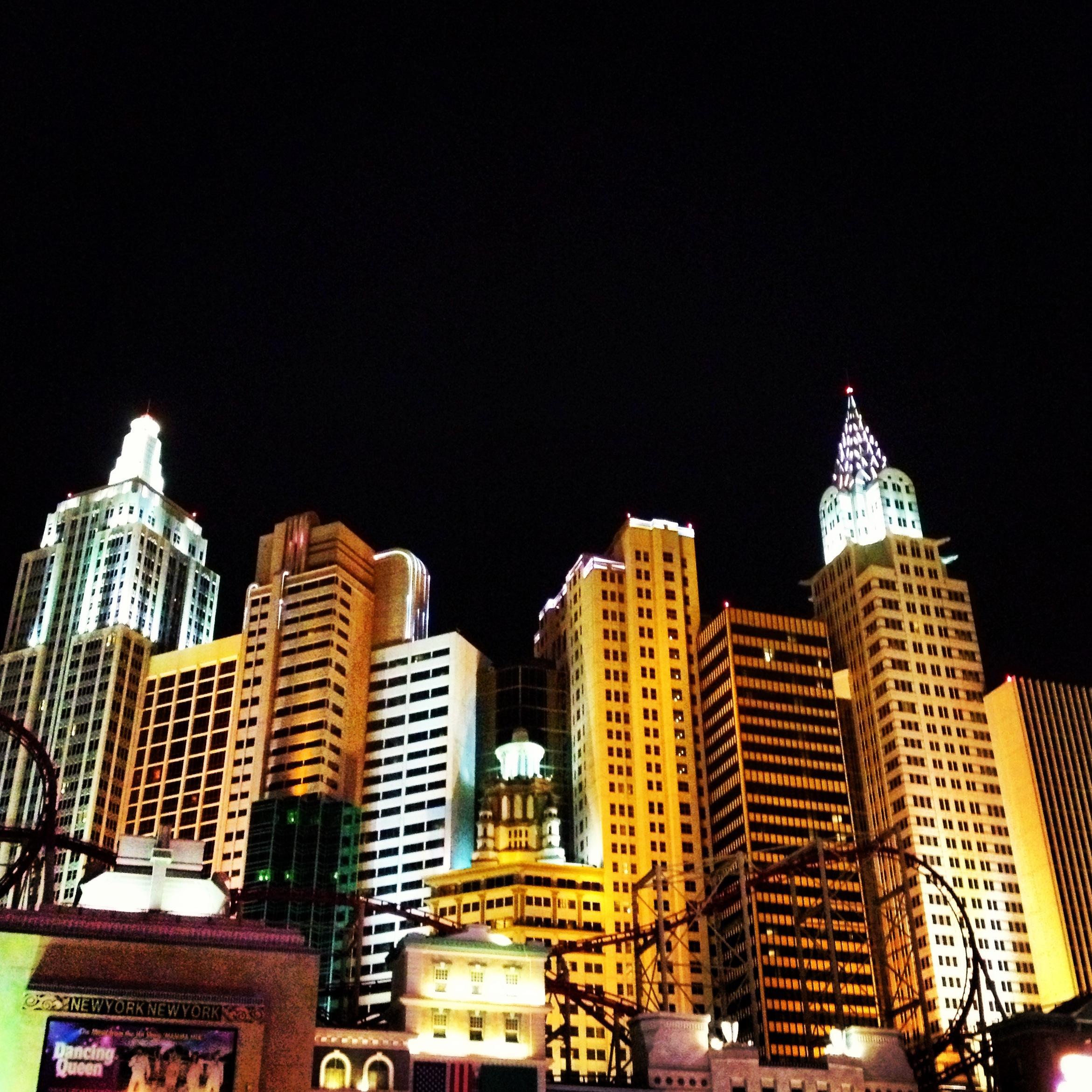 Las Vegas, sa luxure. Et ses alentours