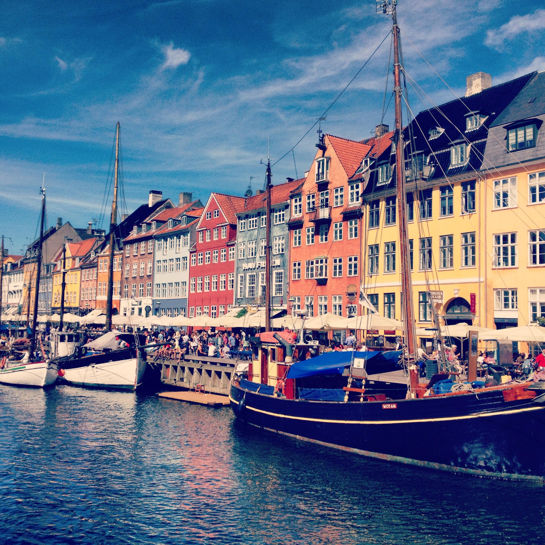 Le port de Nyhavn