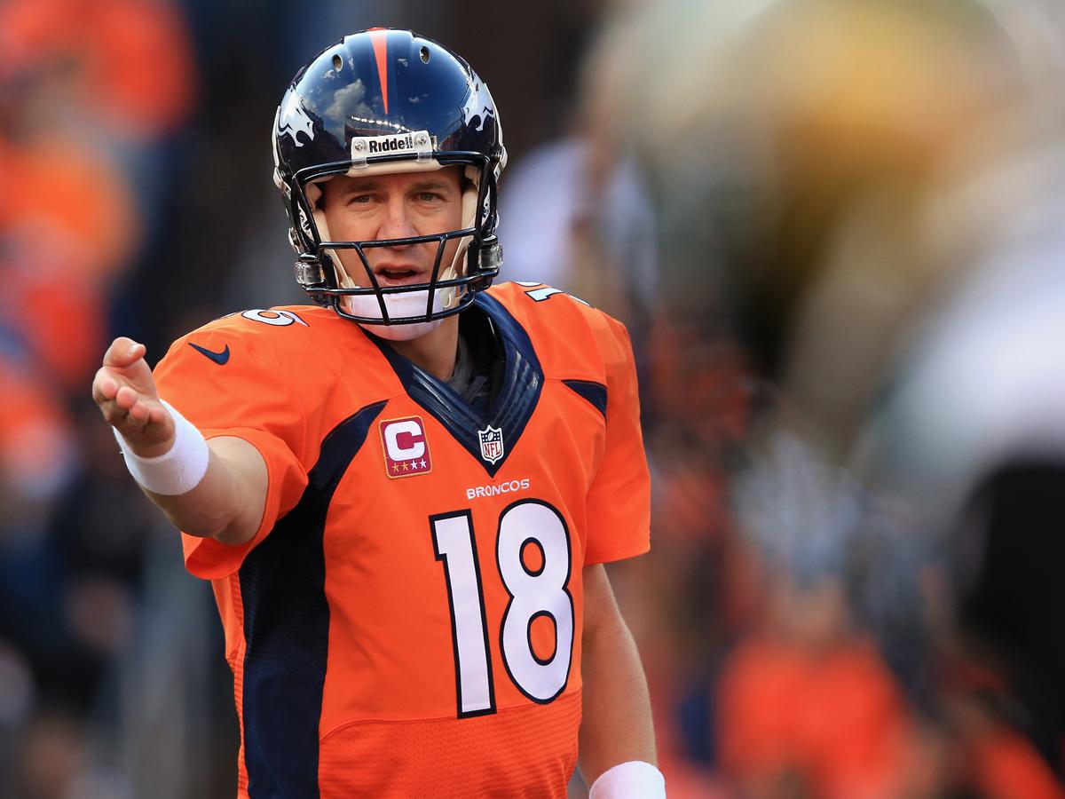 Peyton Manning, le meilleur de tous les temps? En Suisse, il ne sera jamais reconnu.