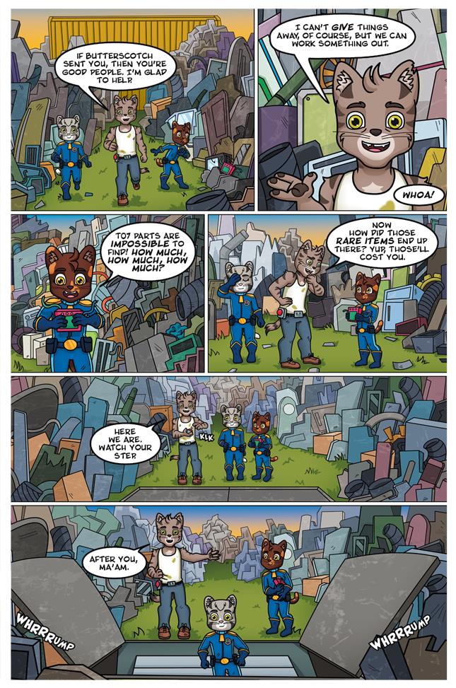 Super Galactic Space Explorers - Volume 2