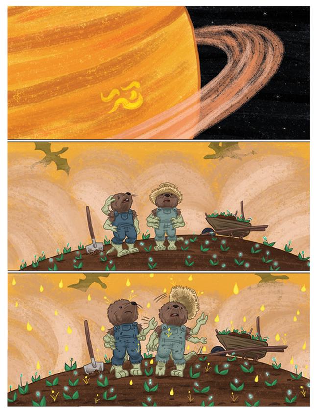 Promotional Comic -  Sci-Fact Comics