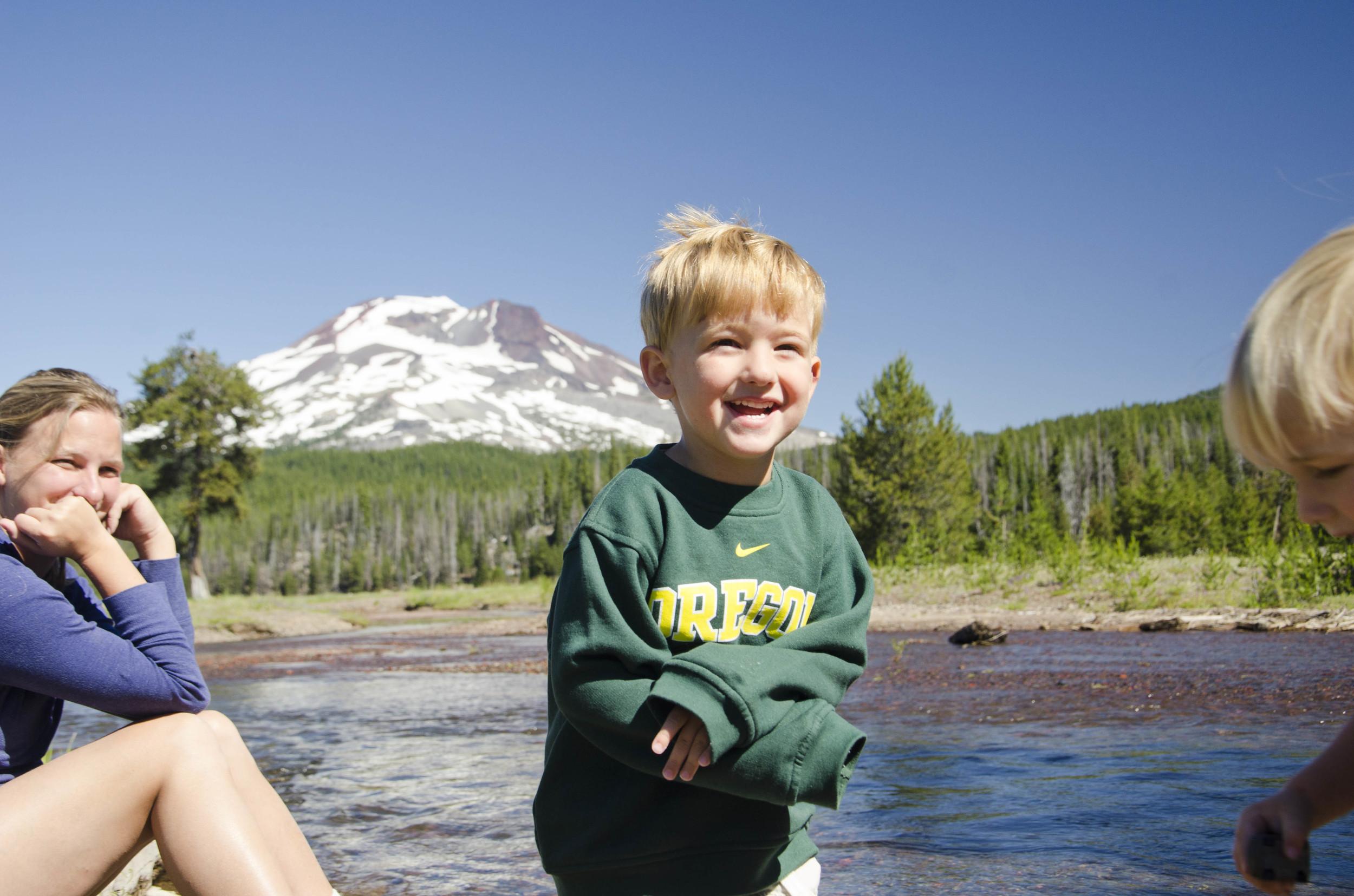 Day 13: Sparks Lake hike