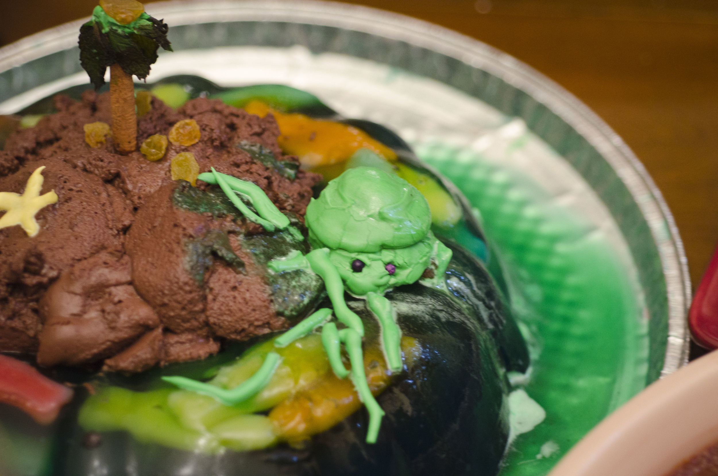 Molded and Bowled-ed (and Non-Newtonian Fluids): The menu from the latest CMH Dinner Club