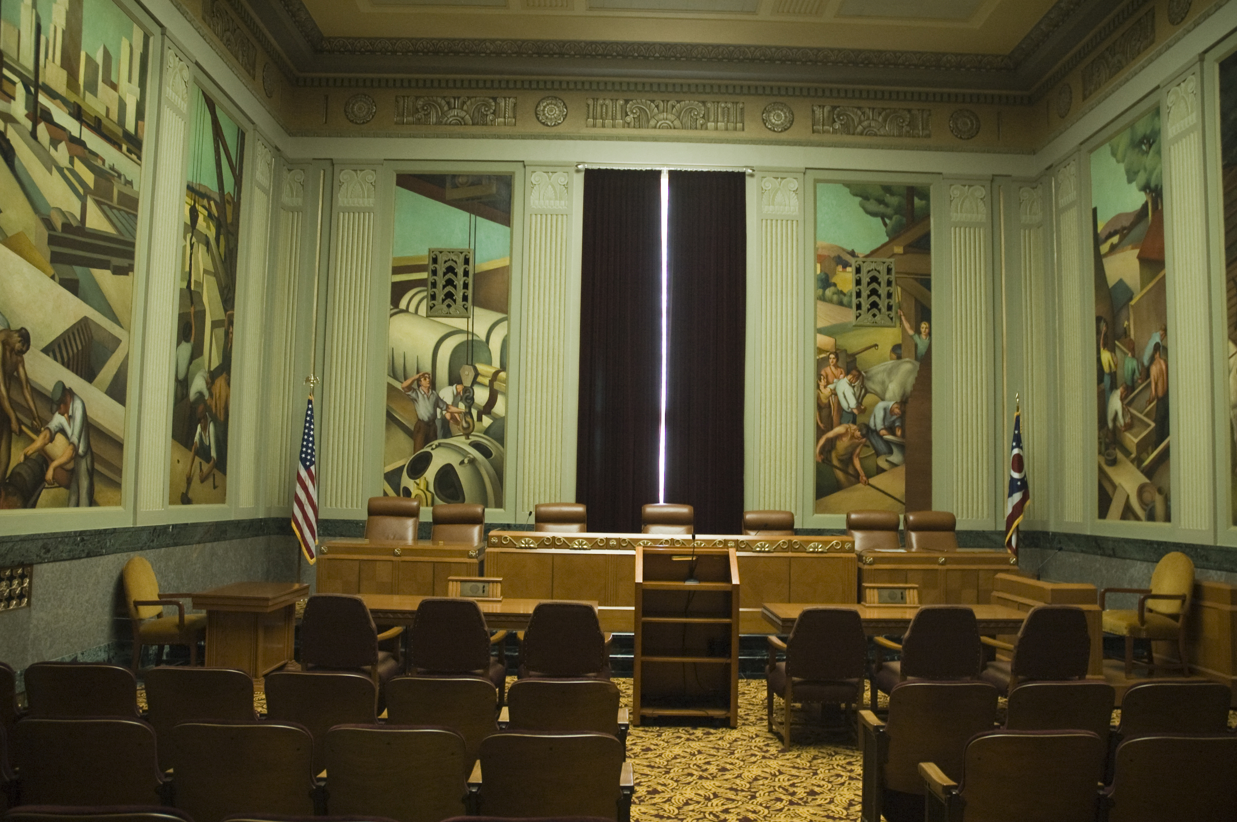 Our Supreme Court building is more stylish than yours