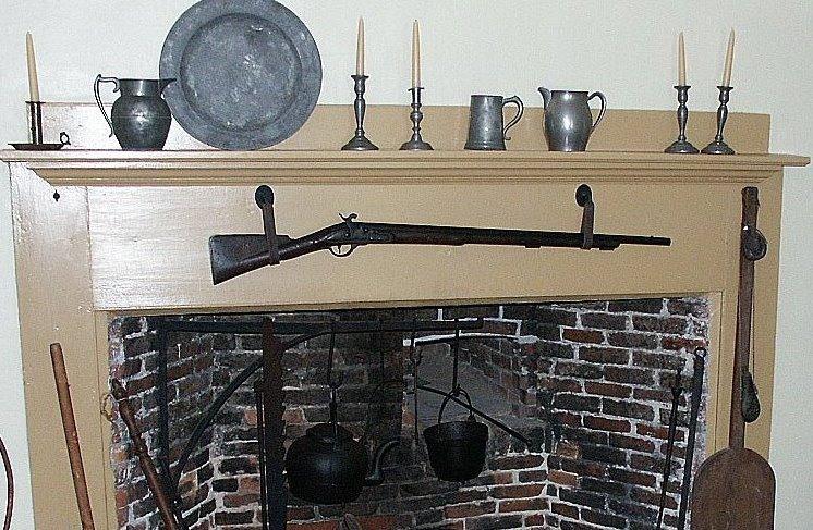 Musket,Kings Arm Musket $1,200.JPG