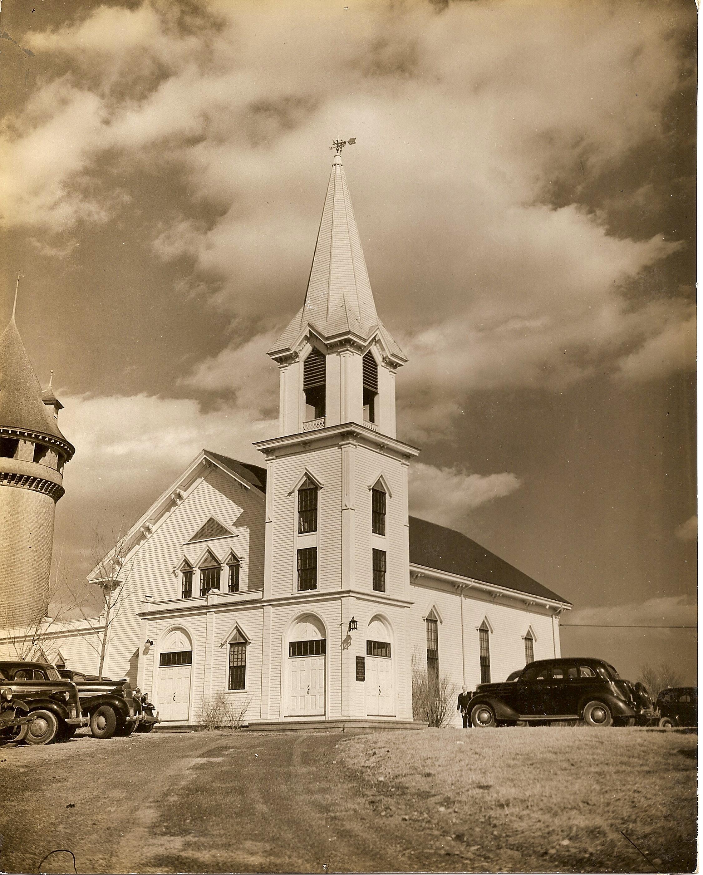 Hansel Mieth First Unitarian Church