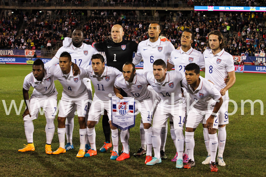 U.S. Men`s National Team