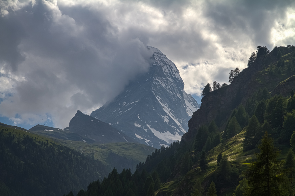 Zermatt, Switzerland - Matterhorn