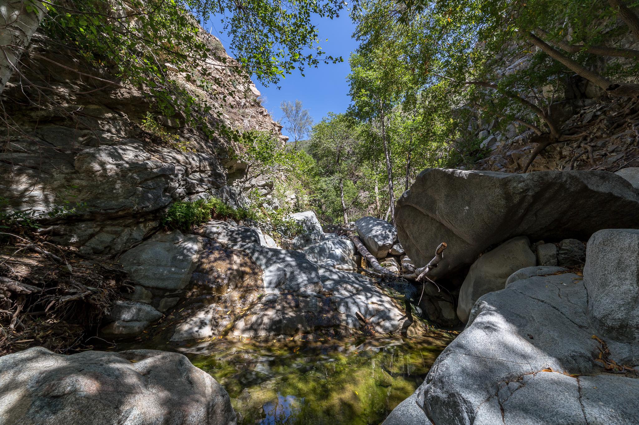 Harding Canyon