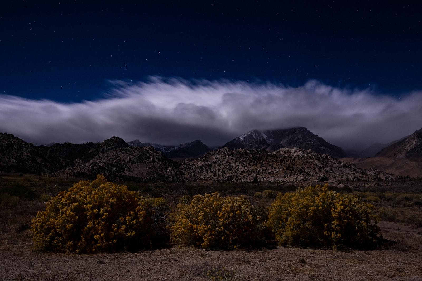 Eastern Sierra Nights