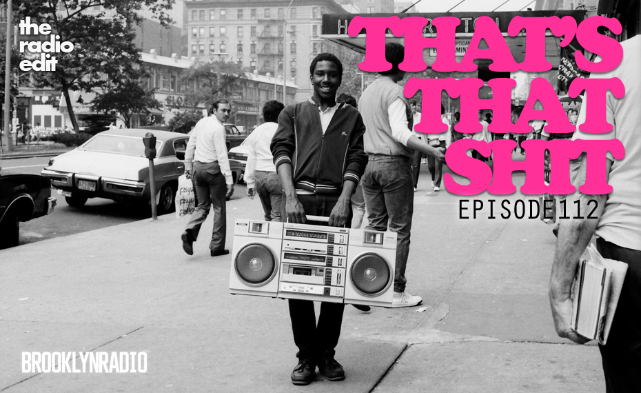 The Radio Edit w/ Mandean - Episode 112
