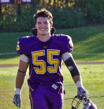 Dylan Schultz, Williams College Football redshirt