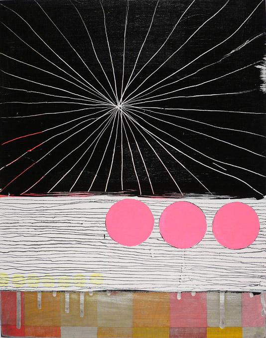 """NY10#39,14"""" x 11"""",mixed media on panel,2010  available at Etsy   print available at Art.com"""