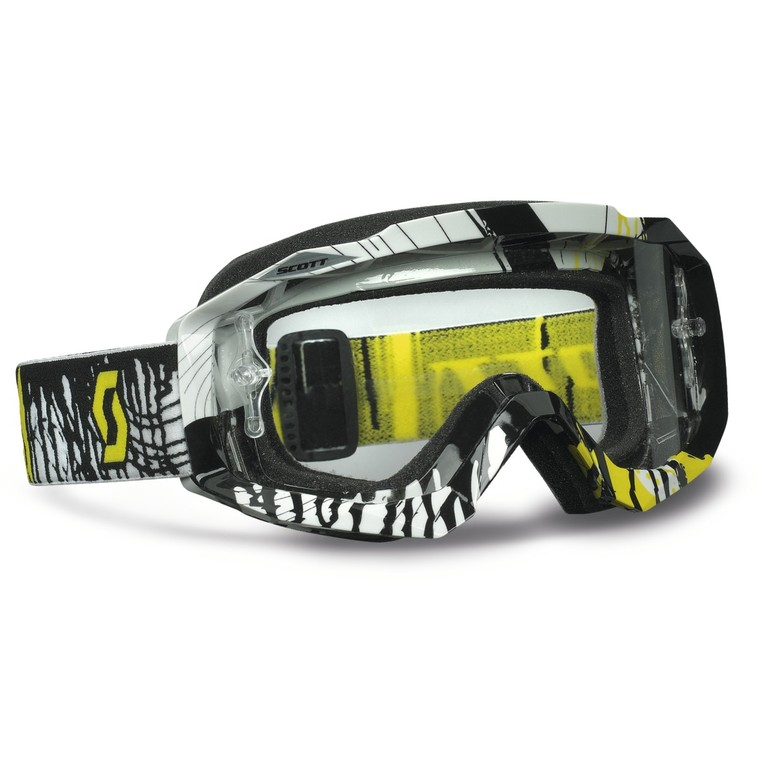 These are Scott motocross goggles based on the painting NY10#02