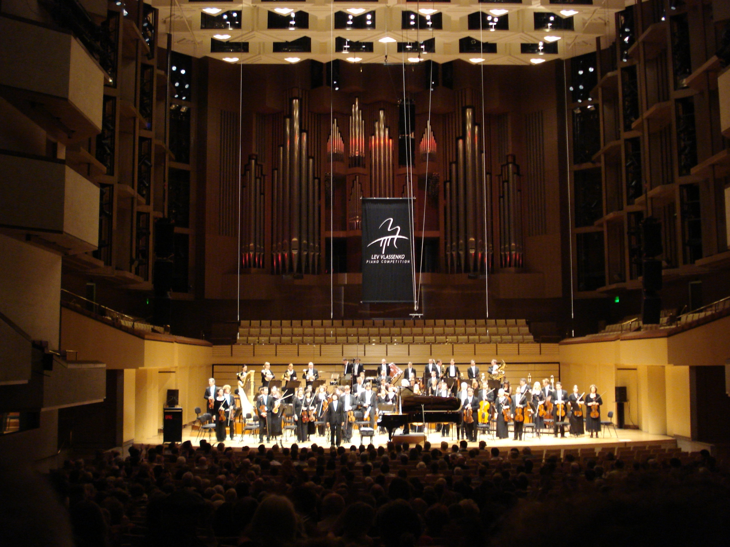 Queensland Performing Arts Centre, Brisbane.