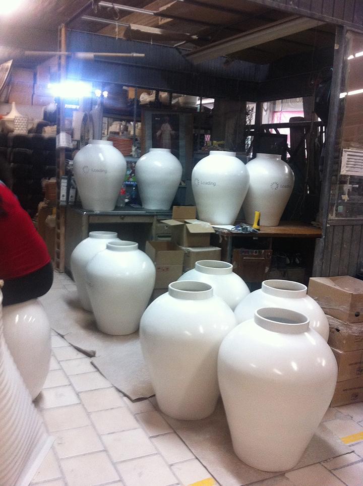 Factory Cam, ceramicasuro