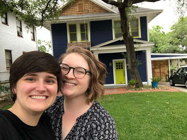 Y'all we bought a house!! 🏡 #adulting #firsttimehomeowners #thederpases