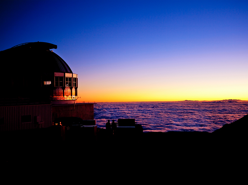 Close Encounters, Mauna Kea