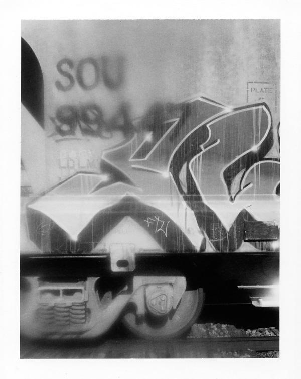 Train Tag