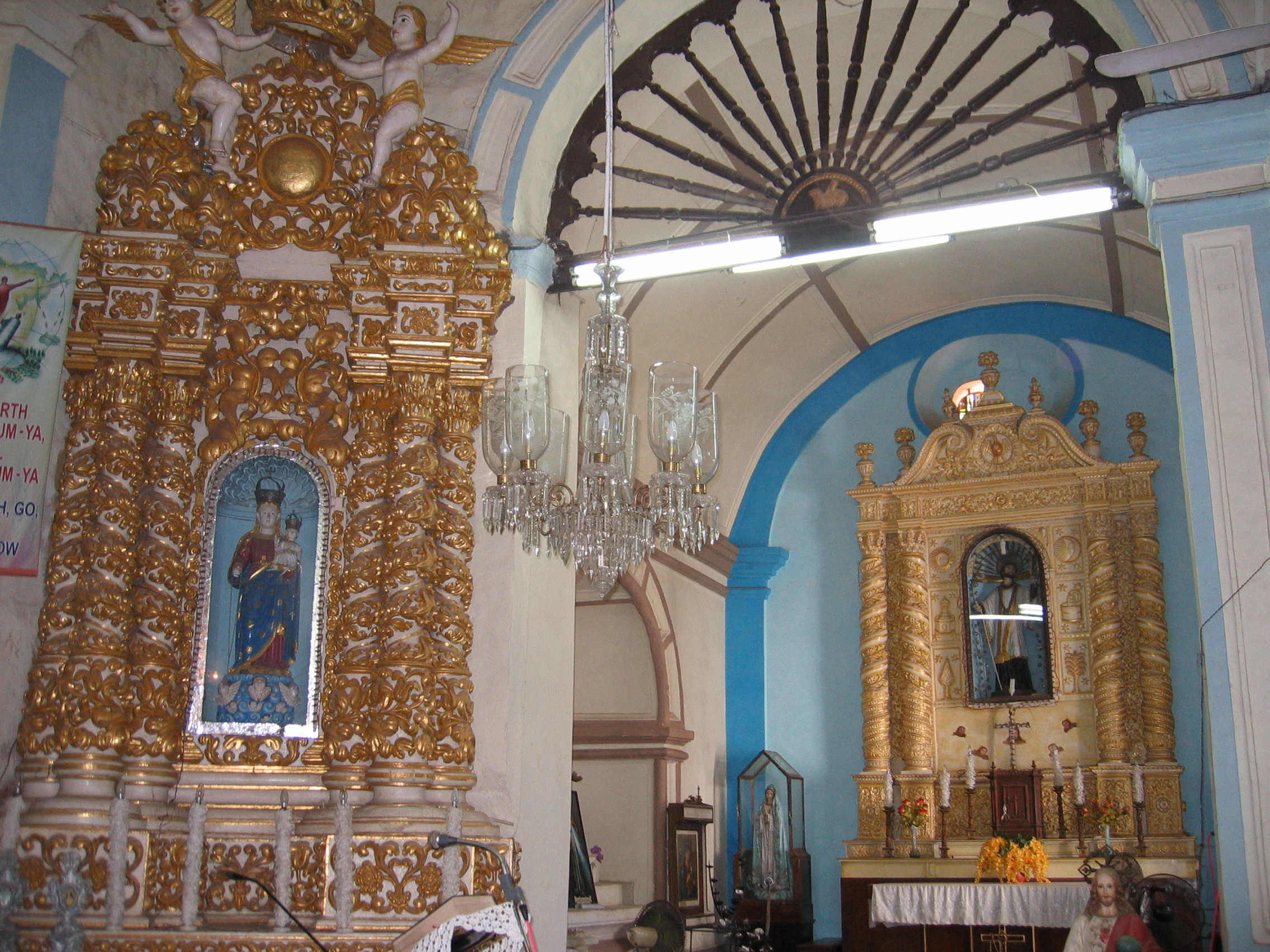 Church of Mary Immaculate Conception in Panjim, Goa