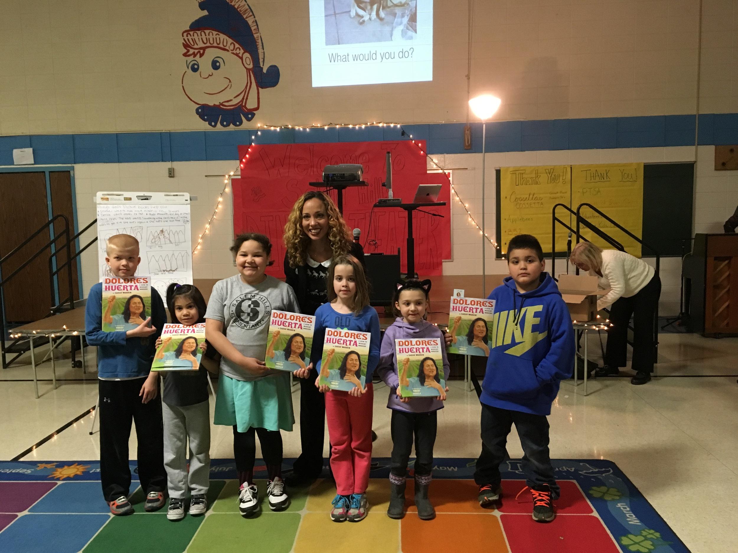 Big (book) winners!