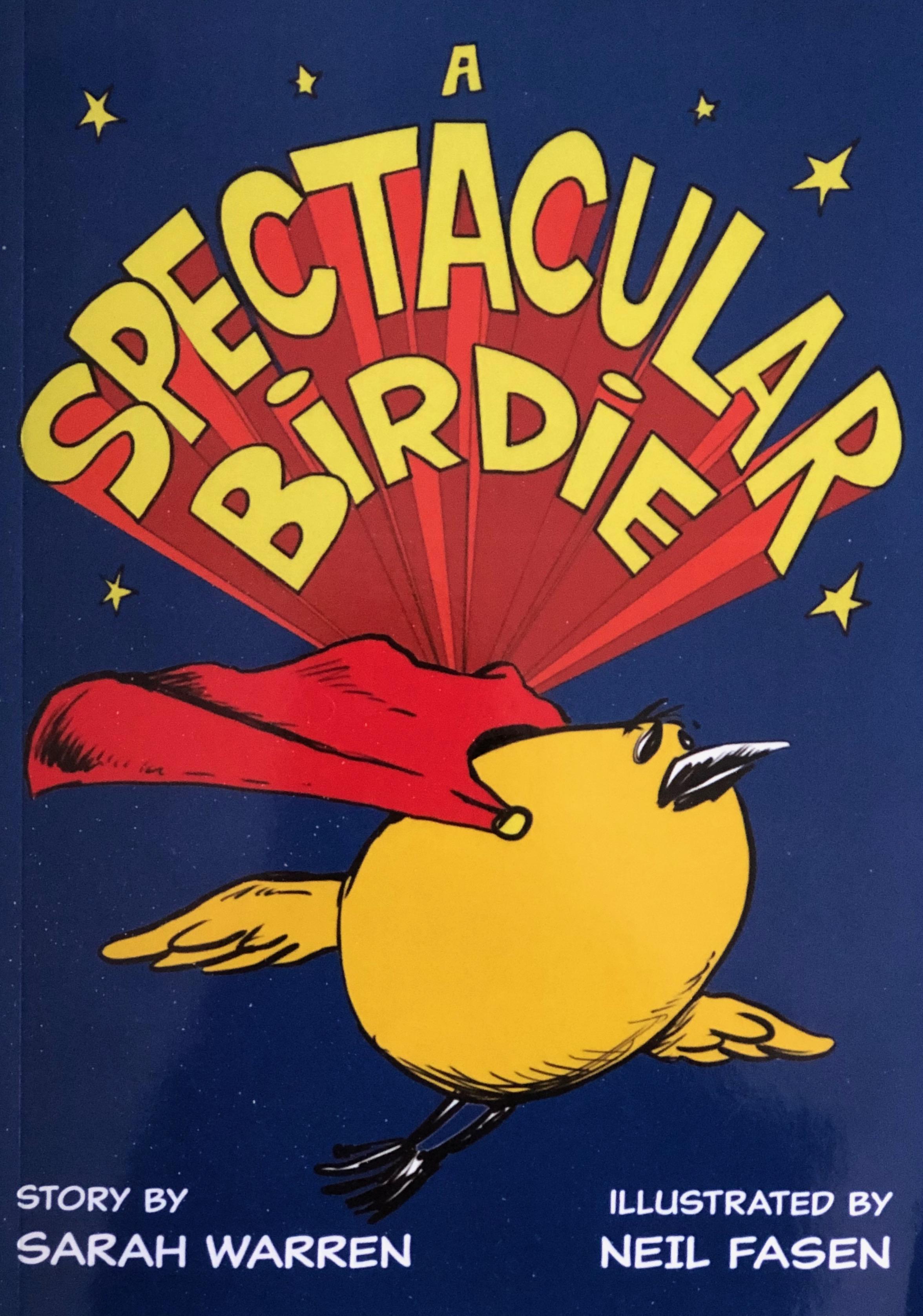 A Spectacular Birdie