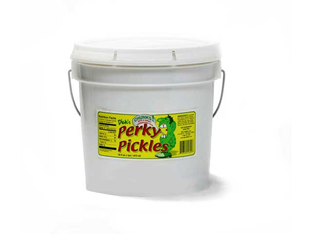 Sing along with the Game of Thrones theme: Perky Pickles, Perky Pickles, Perky Pickles...
