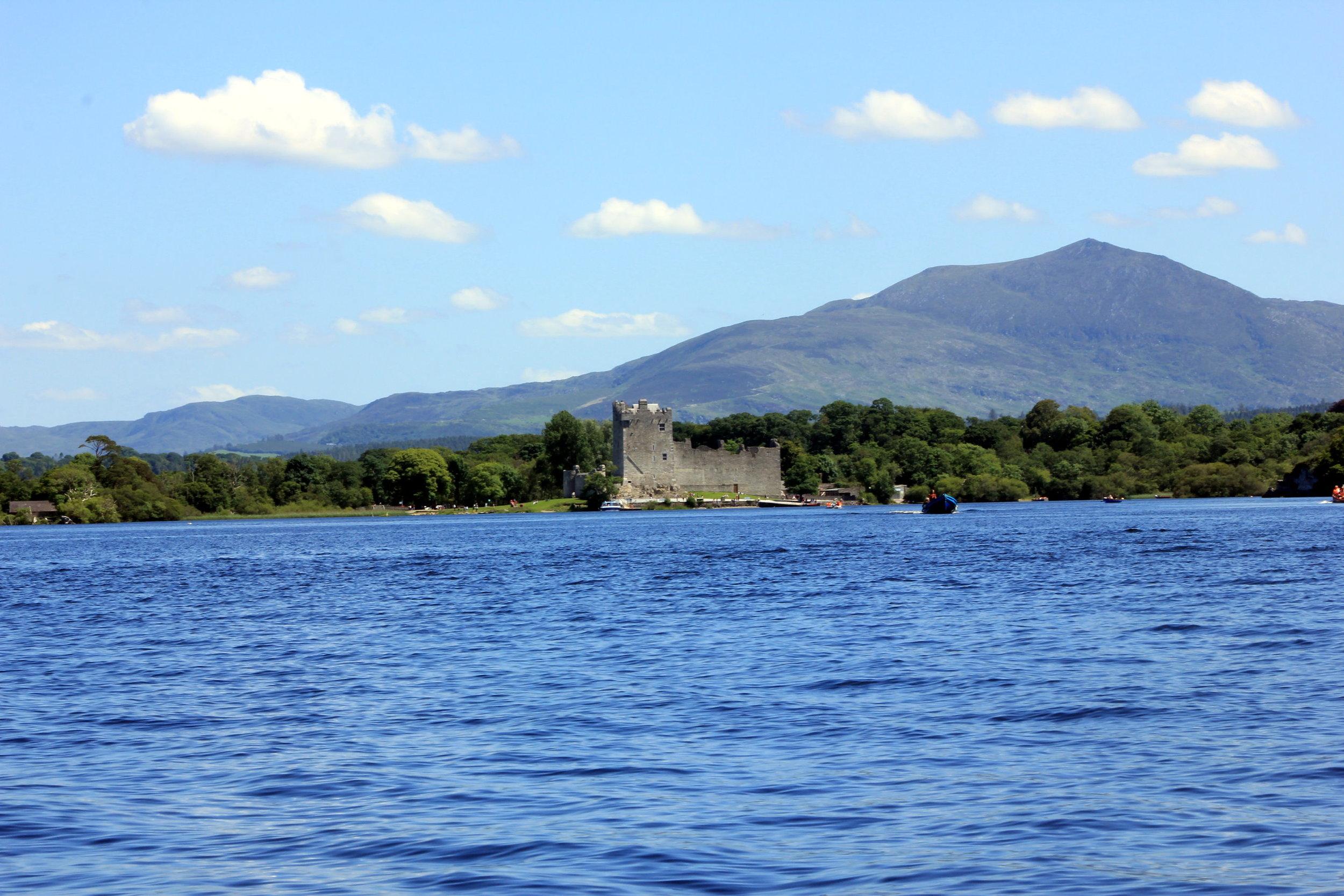 Ireland Ross Castle.JPG