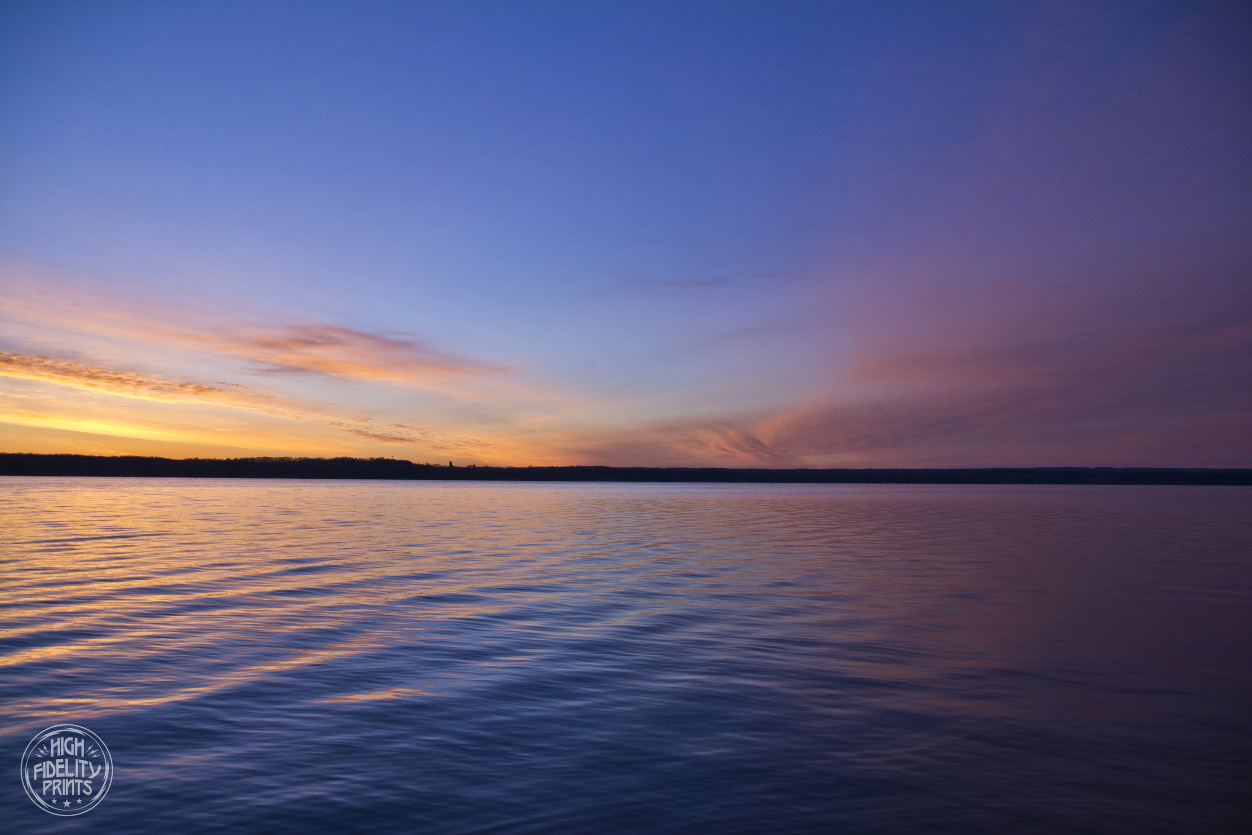 Cayuga Lake Sunrise v.2