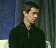 Twitter & Square co-founder Jack Dorsey at the GigaOm Roadmap conference..    via  techcrunch.com