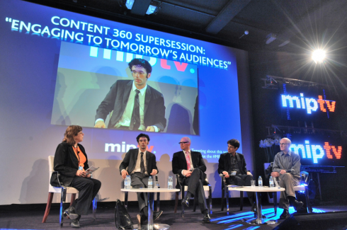 Future of TV - engaging tomorrow's audiences