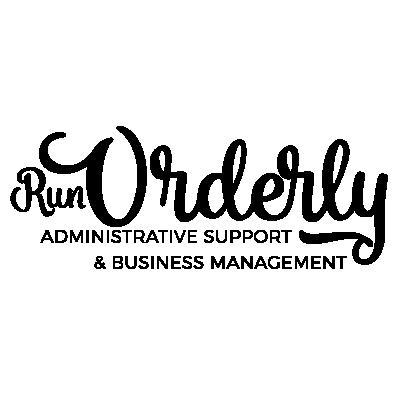 Run Orderly -- Logo Design