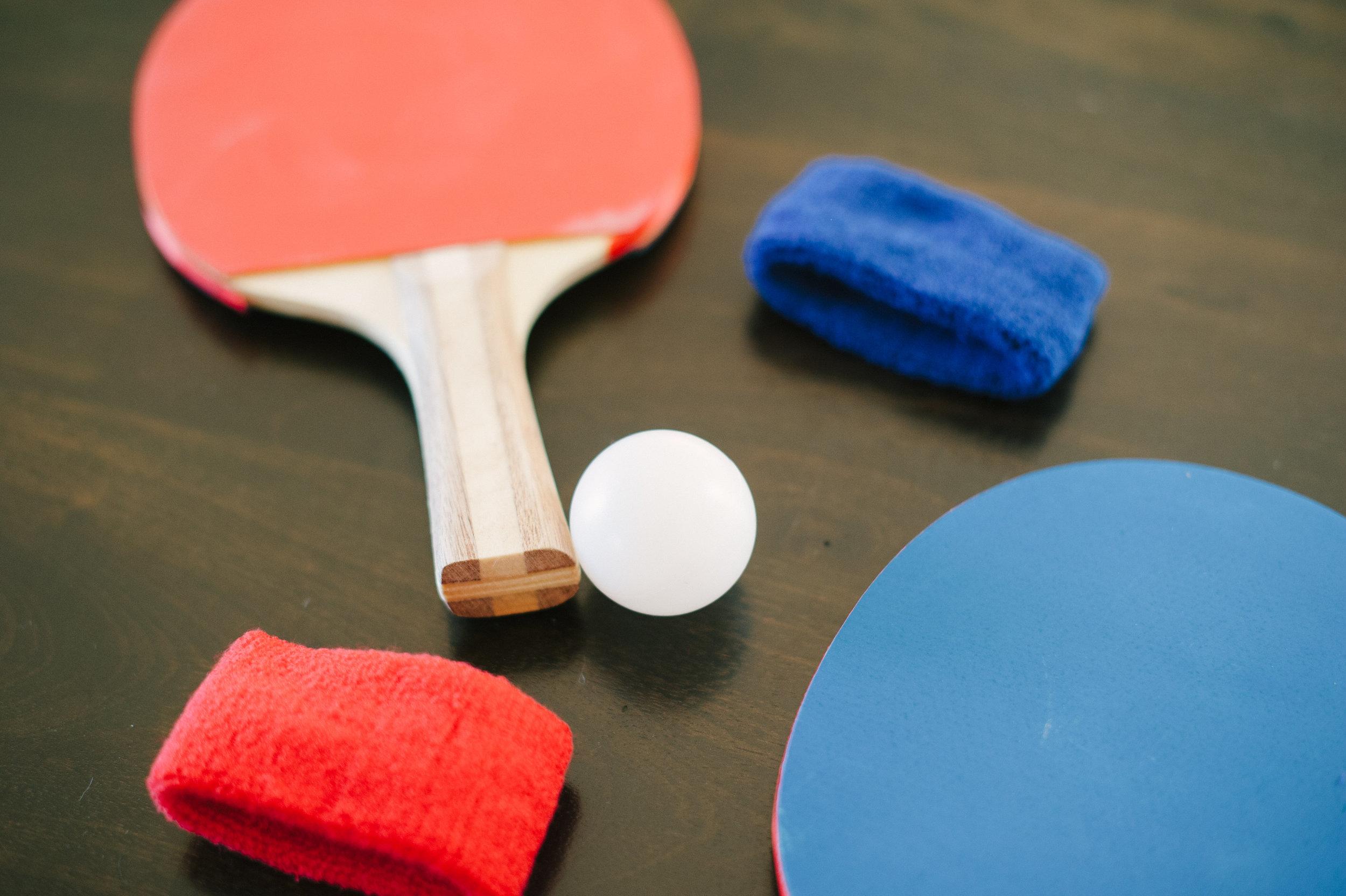 RedEnvelope Dining Table Tennis