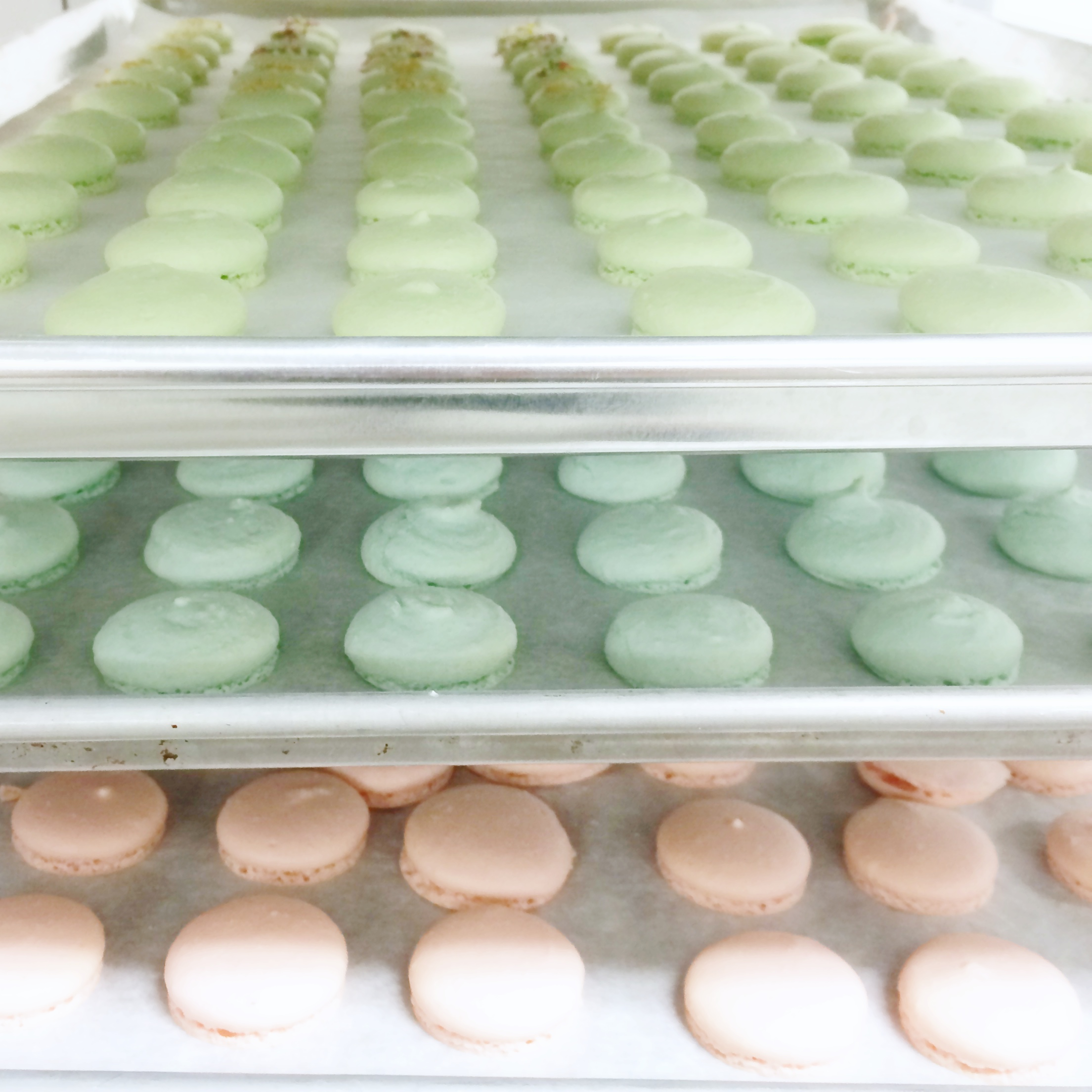 Macaron Classes | San Francisco #macarons