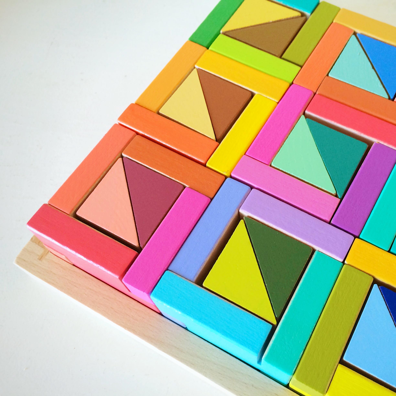 Pretty Blocks | Uncommon Goods