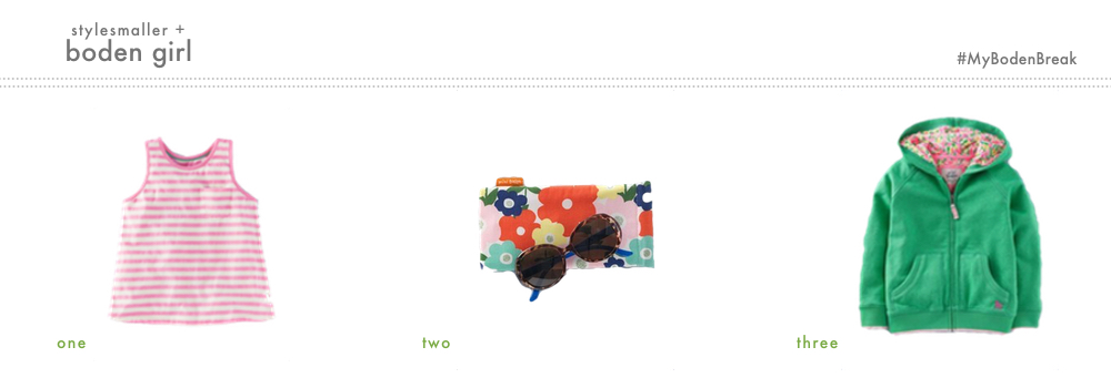 StyleSmaller + Mini Boden $750 Giveaway