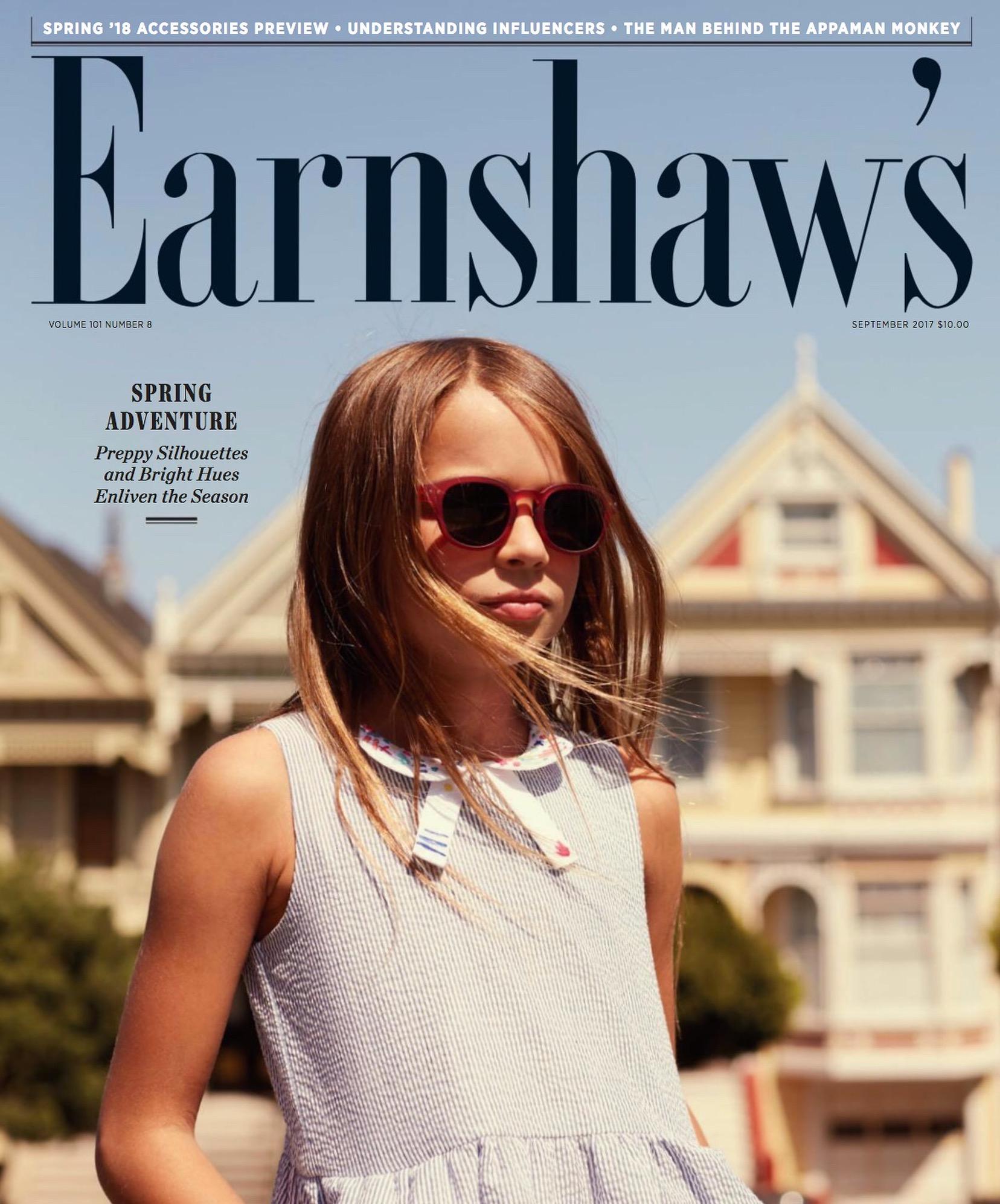 Priscilla Gragg, Earnshaws Magazine