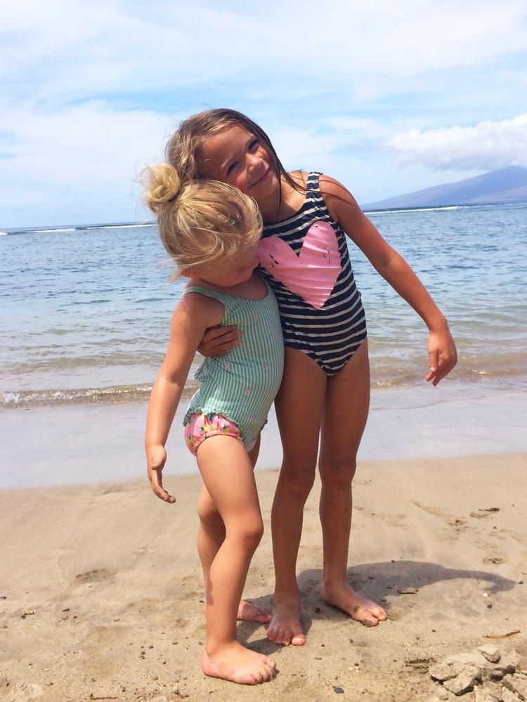 Maui, Hawaii with Kids: 2014