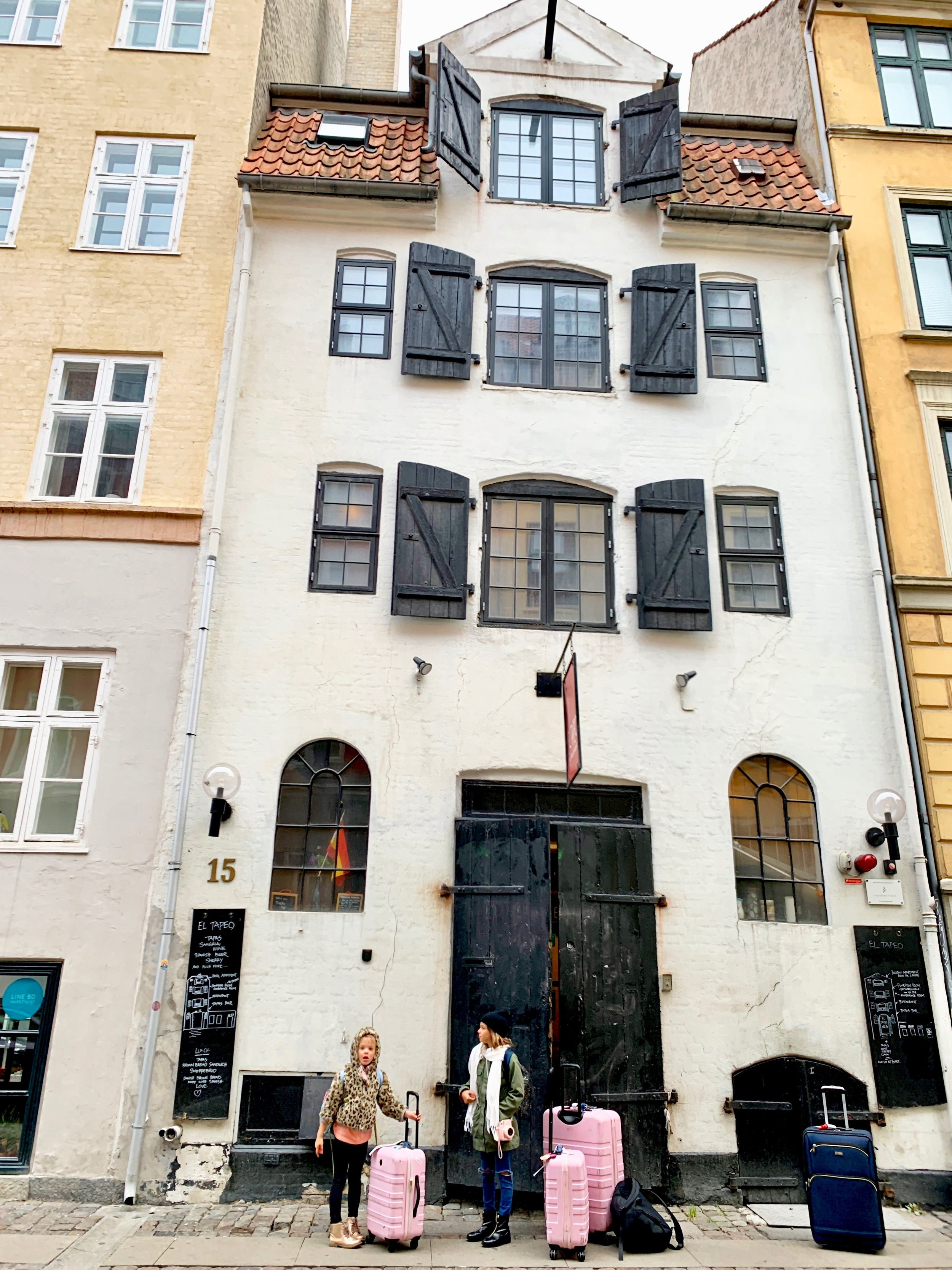 Copenhagen #travelwithkids #denmark #copenhagen