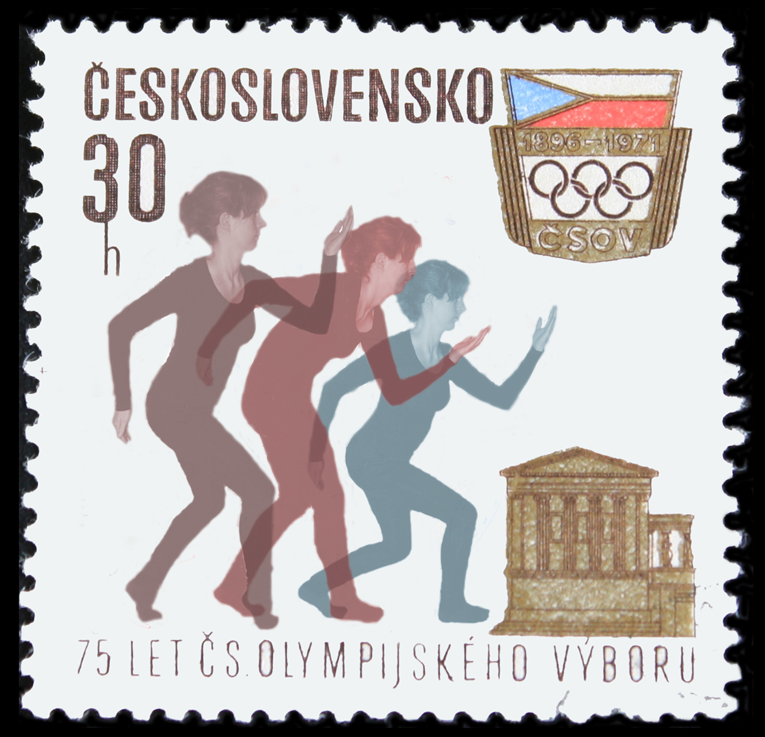Stamp Collection (Olympics)