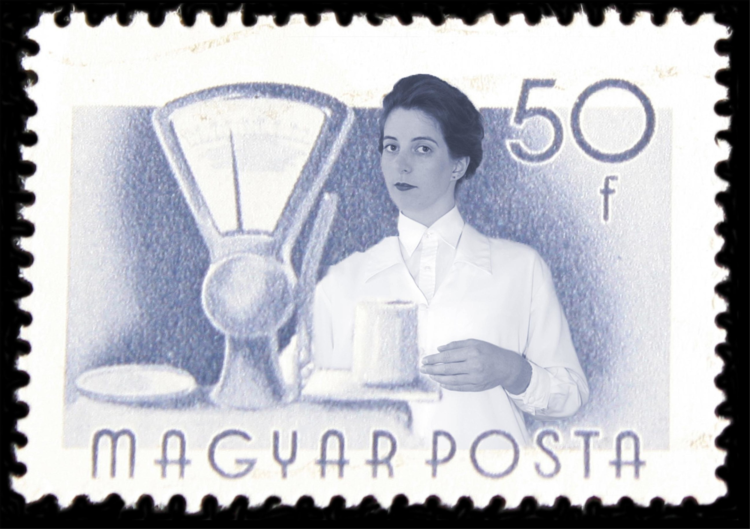 Stamp Collection (Chemist)