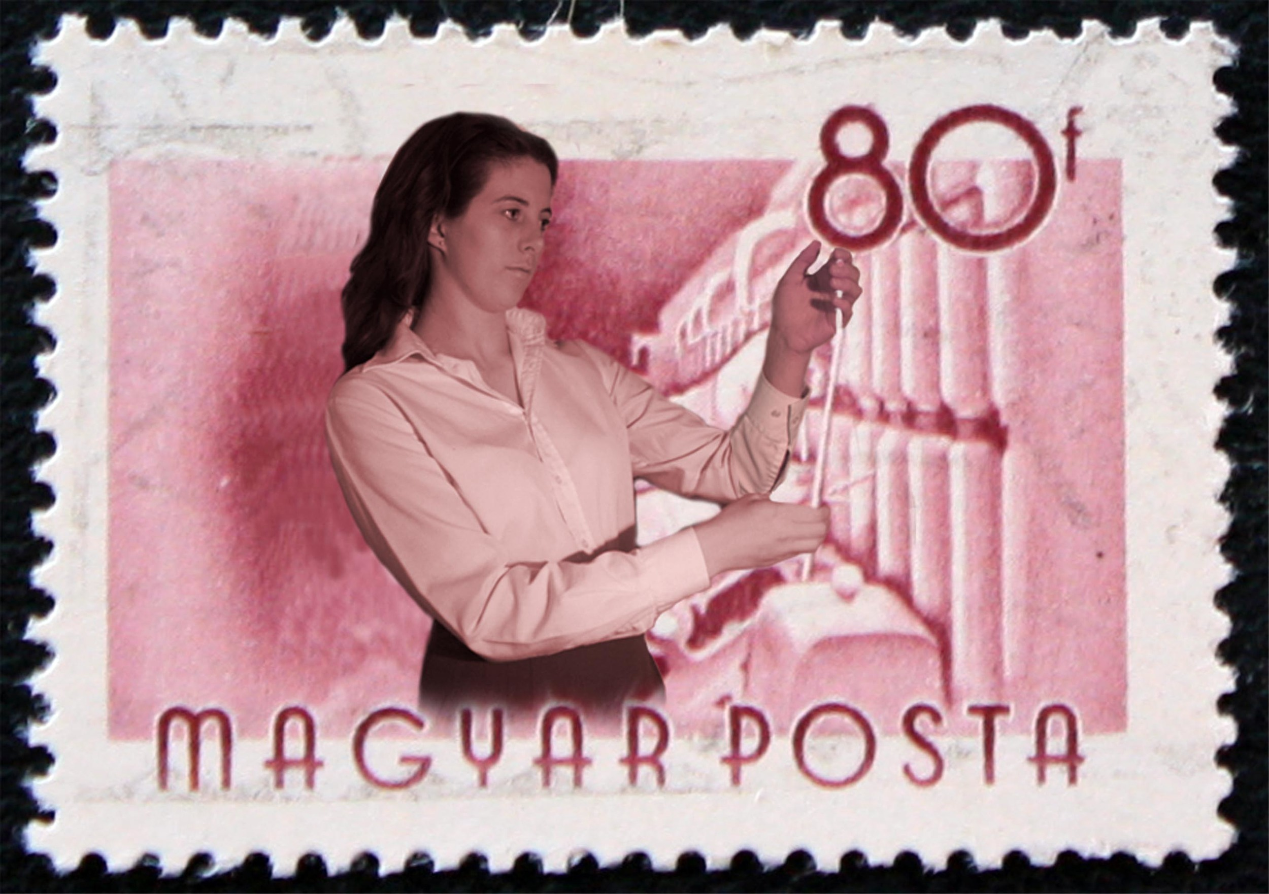 Stamp Collection (Yarn)