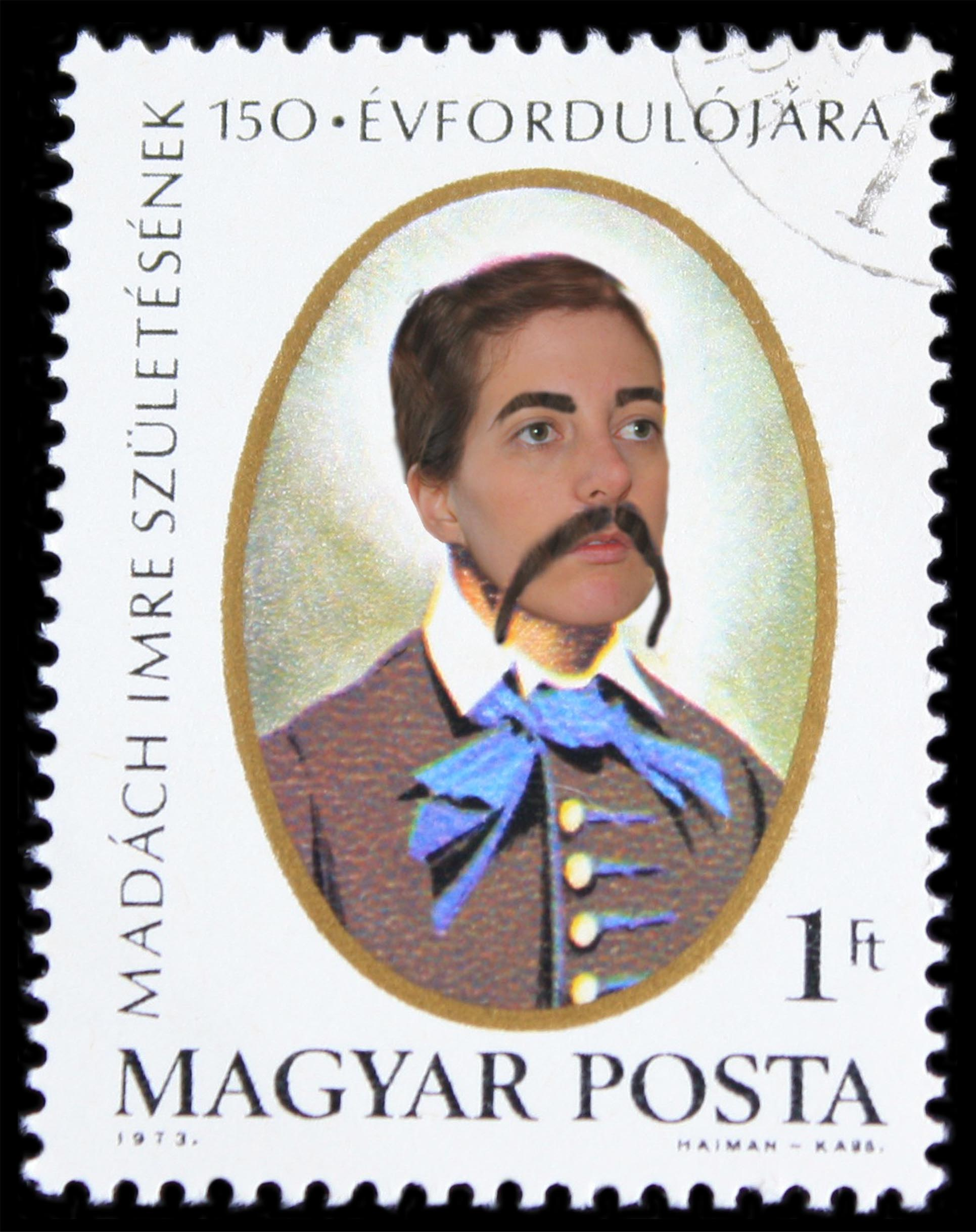 Stamp Collection (Imre Madách)