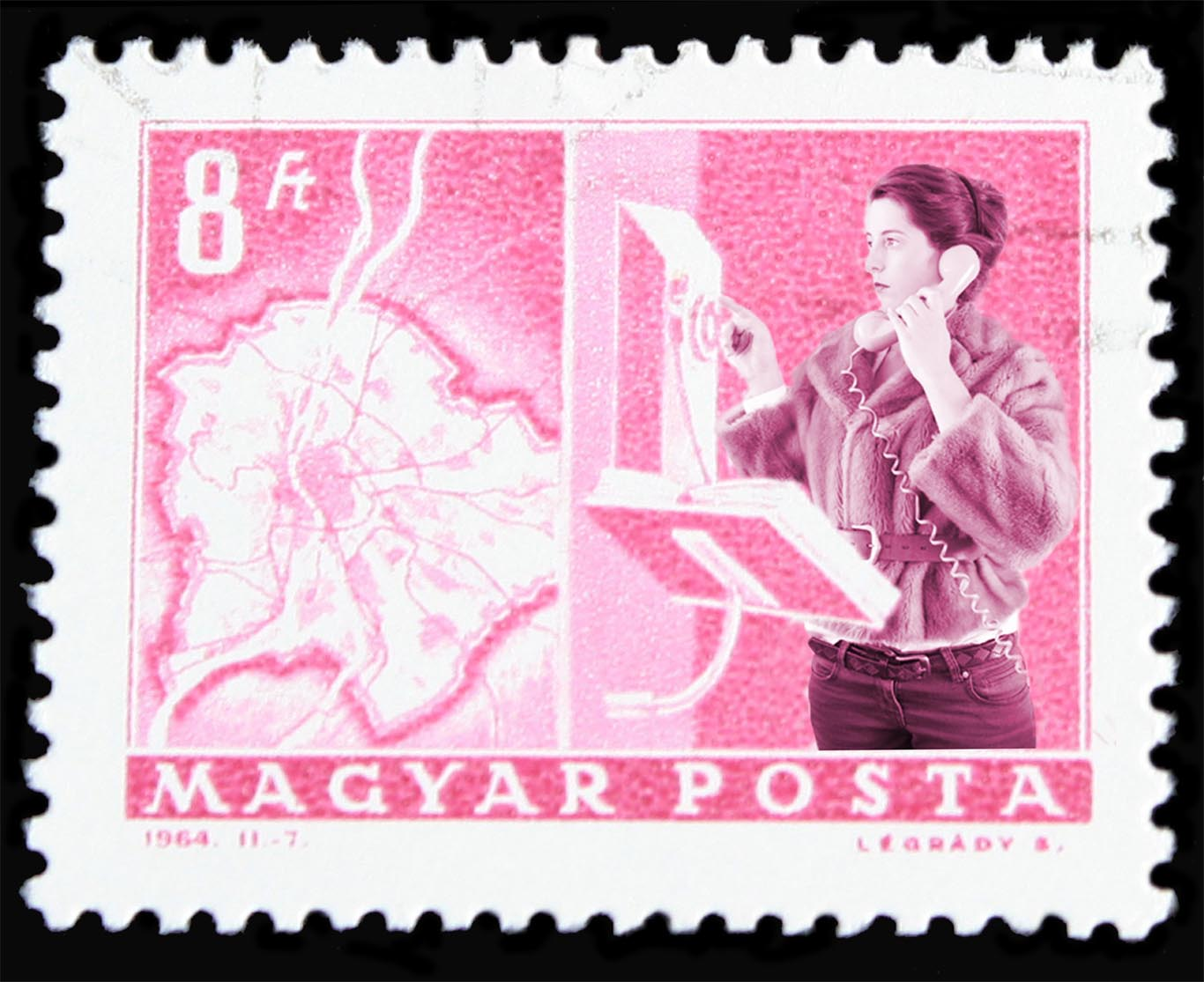 Stamp Collection (Telecommunications)